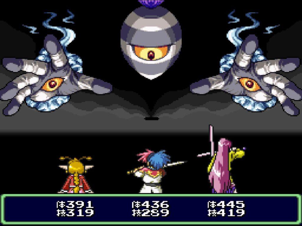 天外魔境ZERO コクビャク 第二形態