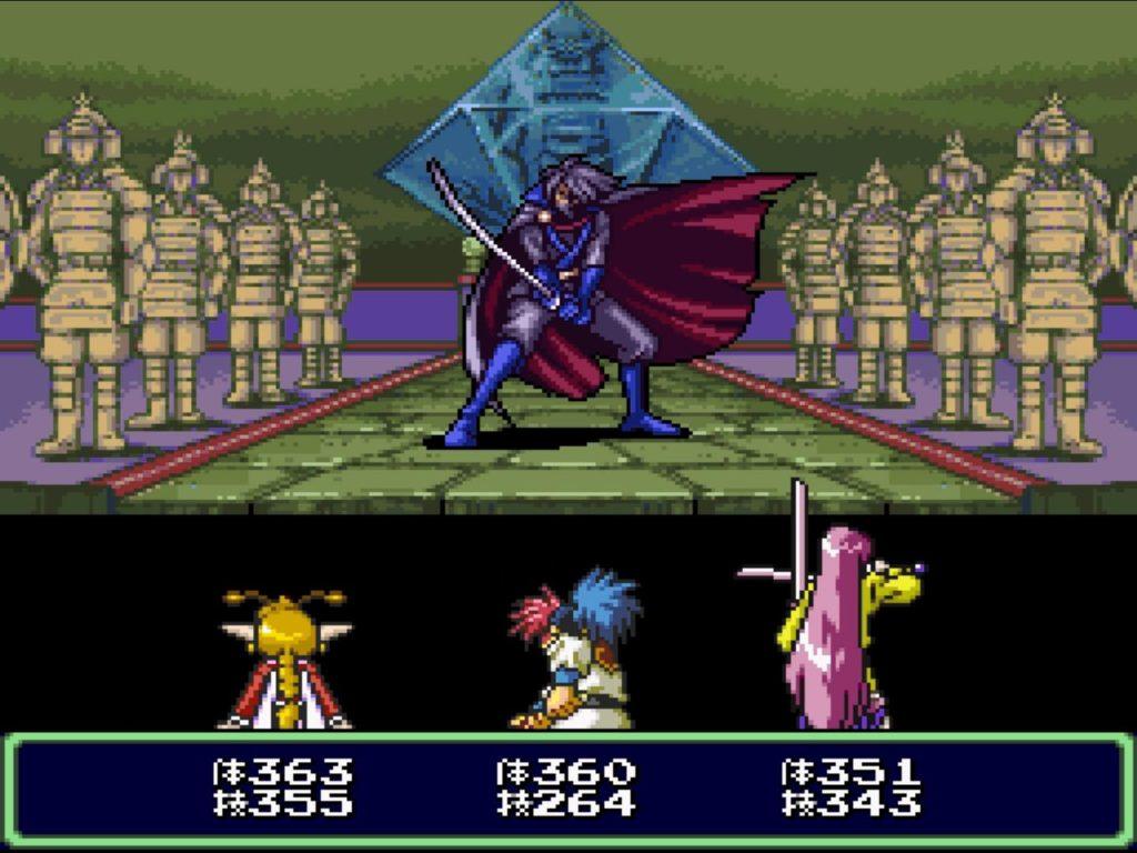 闇の剣士シラヌイ 1戦目