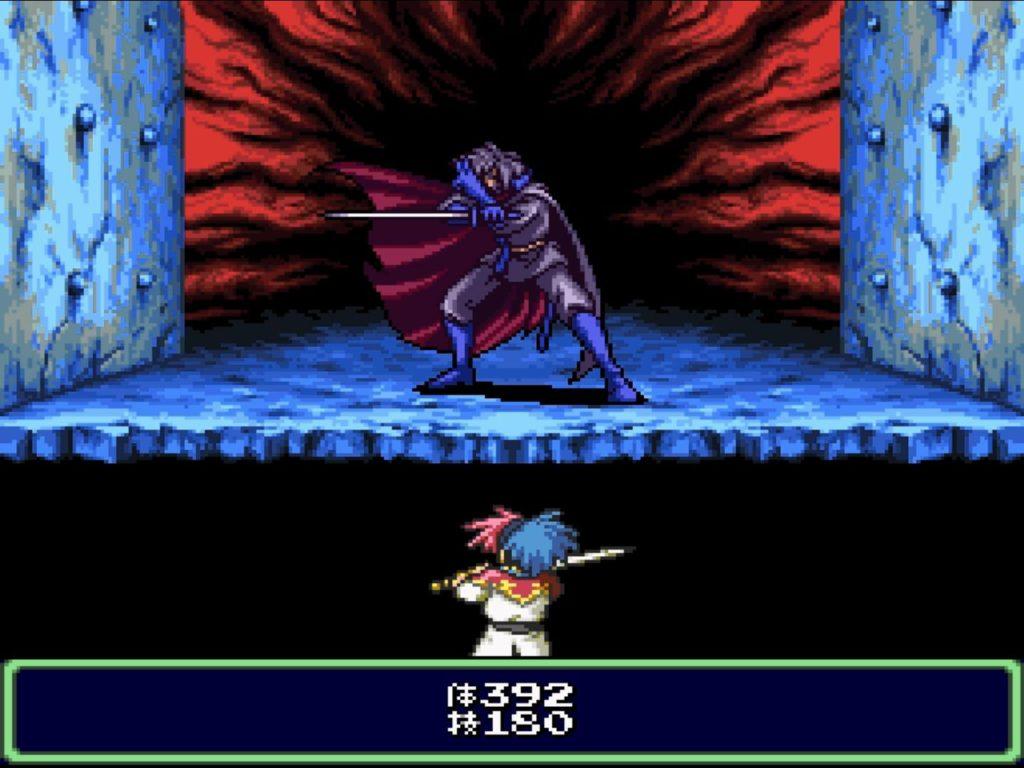 闇の剣士シラヌイ 2戦目